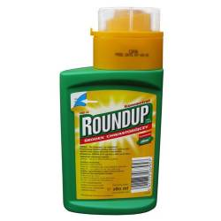 Roundup Flex Ogród 125ml Środek chwastobójczy Substral Koncentrat Oprysk dolistny