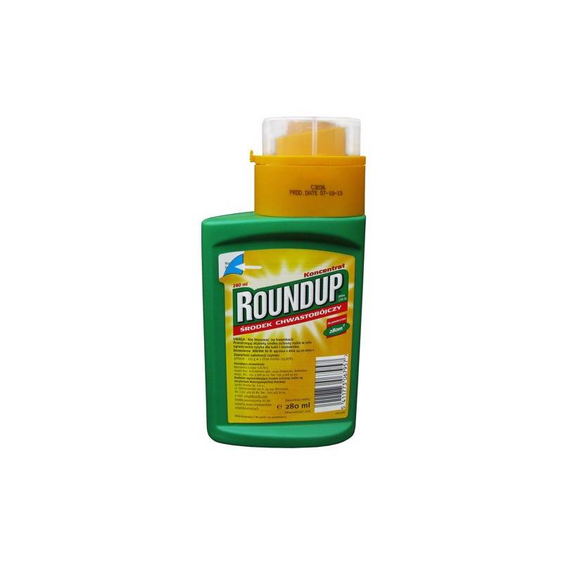 Roundup Ultra 170 SL 125ml Środek chwastobójczy Substral koncentrat