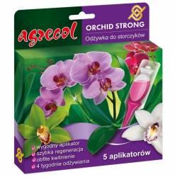 Agrecol 5x30ml Odżywka do storczyków Orchid Strong  aplikator