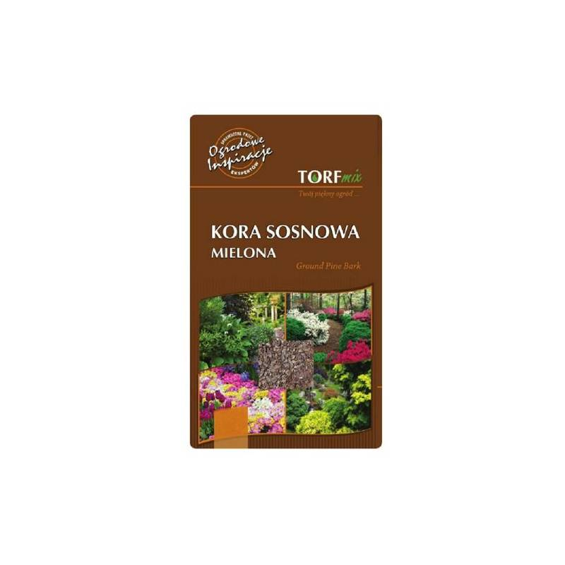 Wokas 50l Kora sosnowa mielona Premium zakwasza glebę