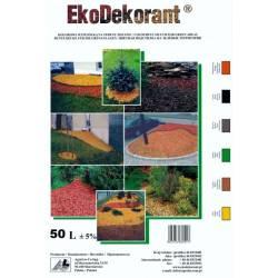 Ekodekorant 50l Kora kolorowa Zrębki dekoracyjne ozdobne Mulcz Wokas holas Athena