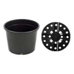 Korad Doniczka produkcyjna przemysłowa 10 cm 10szt. okrągła