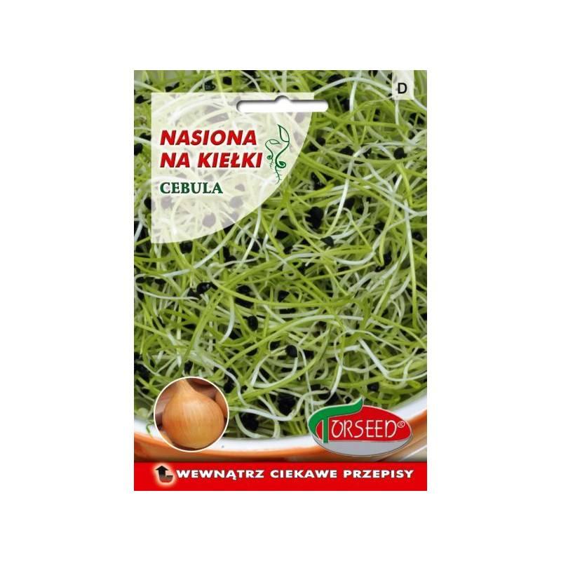 Torseed Cebula Szczypiorek 50g nasiona na kiełki