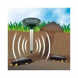Bros Sonic solarny odstraszacz na krety i nornice 800m2 odporny na wilgoć