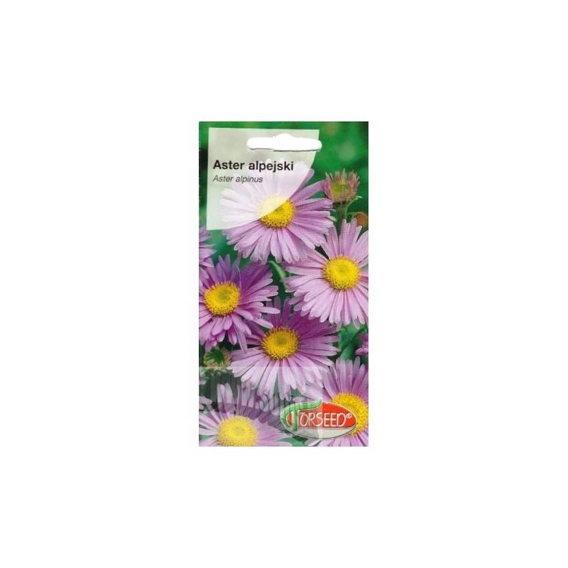 Torseed 0,5g Aster Alpejski Mieszanka Wieloletni Nasiona Kwiatów