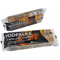 Ekodarpol 800 kostek +200 gratis Podpałka do grilla rozpałka drewno rozpałkowe z parafiną