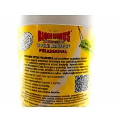 Ekodarpol 0,5l Biohumus Extra Pelargonia produkt hodowli dżdżownic