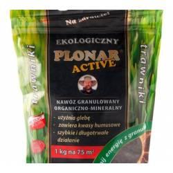 Ekodarpol 1kg Plonar Active do trawników nawóz granulowany kwasy humusowe