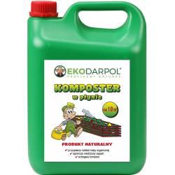 Ekodarpol 5l Komposter w płynie wzbogaca kompost