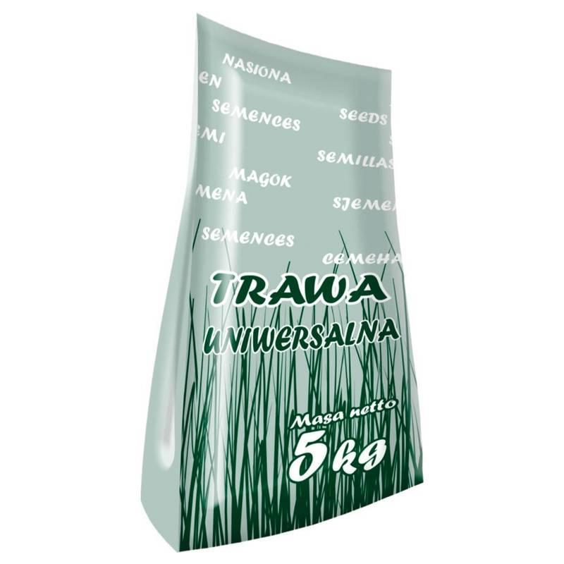 FORTE TRAWA UNIWERSALNA POPULARNA 5KG