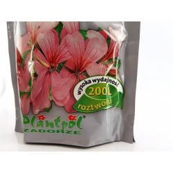 Planton K 800g 800L Nawóz do pelargonii i kwitnących Sundavilli Niecierpków Hibiskusów Begonii Fuksji
