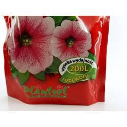 Planton S 800g 800L Nawóz do Surfinii Petunii kaskadowych Werbreny Calibrachoa Milion Dzwonków