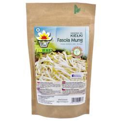 Toraf 250g Fasola Mung nasiona na kiełki DUŻA PACZKA