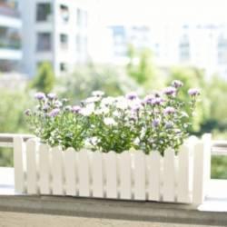 Skrzynka balkonowa PŁOTEK z uchwytami 5 Kolorów