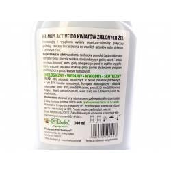 EKODARPOL Humus Active Kwiaty Zielone ŻEL 300 ml wygodny i skuteczny