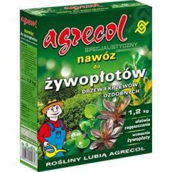 Agrecol 1,2kg Specjalistyczny nawóz do żywopłotów drzew i krzewów ozdobnych
