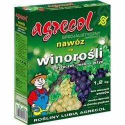 Agrecol 1,2kg Specjalistyczny nawóz do winorośli, porzeczek, malin i jeżyn