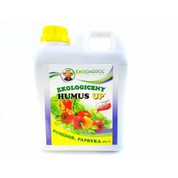 Ekodarpol 2l Humus Up do pomidorów i papryki ekologiczny poprawia jakość gleby