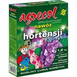 Agrecol 1,2kg Specjalistyczny nawóz do hortensji i innych kwasolubnych