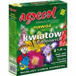 Agrecol 1,2kg Specjalistyczny nawóz do kwiatów ogrodowych