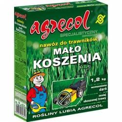 Agrecol 1,2kg Specjalistyczny nawóz do trawników mało koszenia