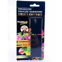 Ekodarpol 30szt. Pałeczki Plonar Active Kwiaty kwitnące koreczki do zasilania kwiatków