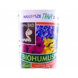 Iława 0,5l Biohumus Pro rośliny ozdobne z liści i kwitnące nawóz kroton maranta