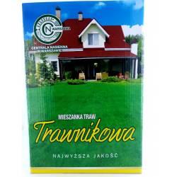 CNW 1kg Trawa Trawnikowa nasiona mieszanka traw uniwersalna odporna trawnik