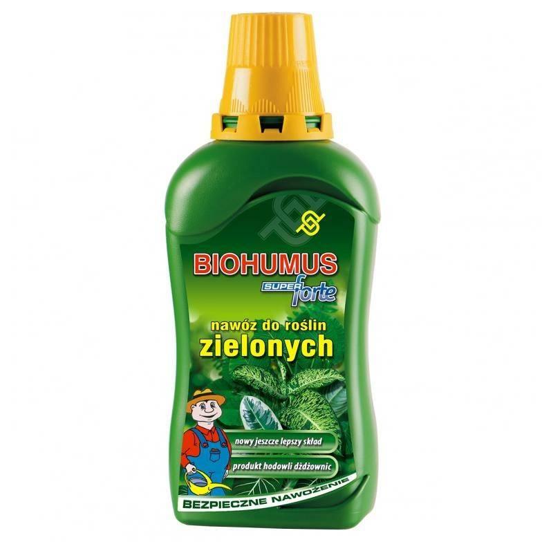 Agrecol 350ml Biohumus Super Forte Nawóz do roślin zielonych BIO Natura