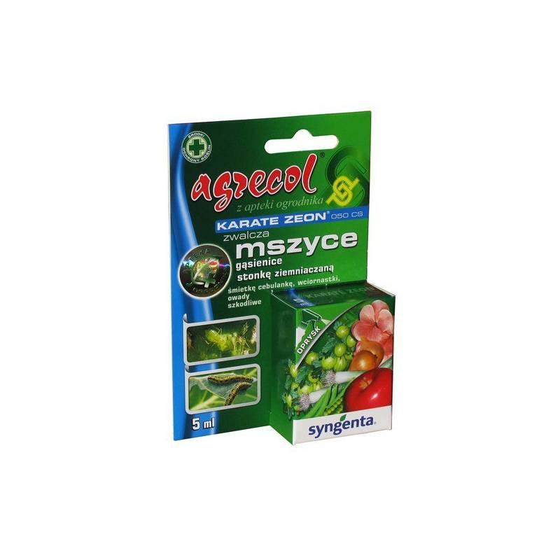 Karate Zeon 050 CS 5ml Środek owadobójczy Agrecol mszyce gąsienice