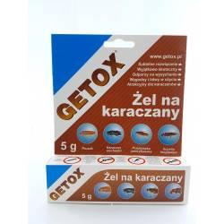Getox 5g Żel pasta sposób na karaczany karaluchy Blattanex Gel