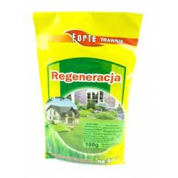 Forte 0,1kg Trawnik regeneracja mieszanka traw