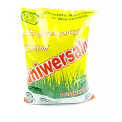 CNW 0,9kg Trawa uniwersalna nasiona traw mieszanka trawnikowa tania