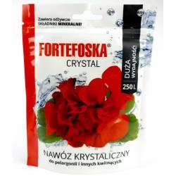 Floran Crystal 250 g Nawóz krystaliczny do roślin kwitnących Fortefoska