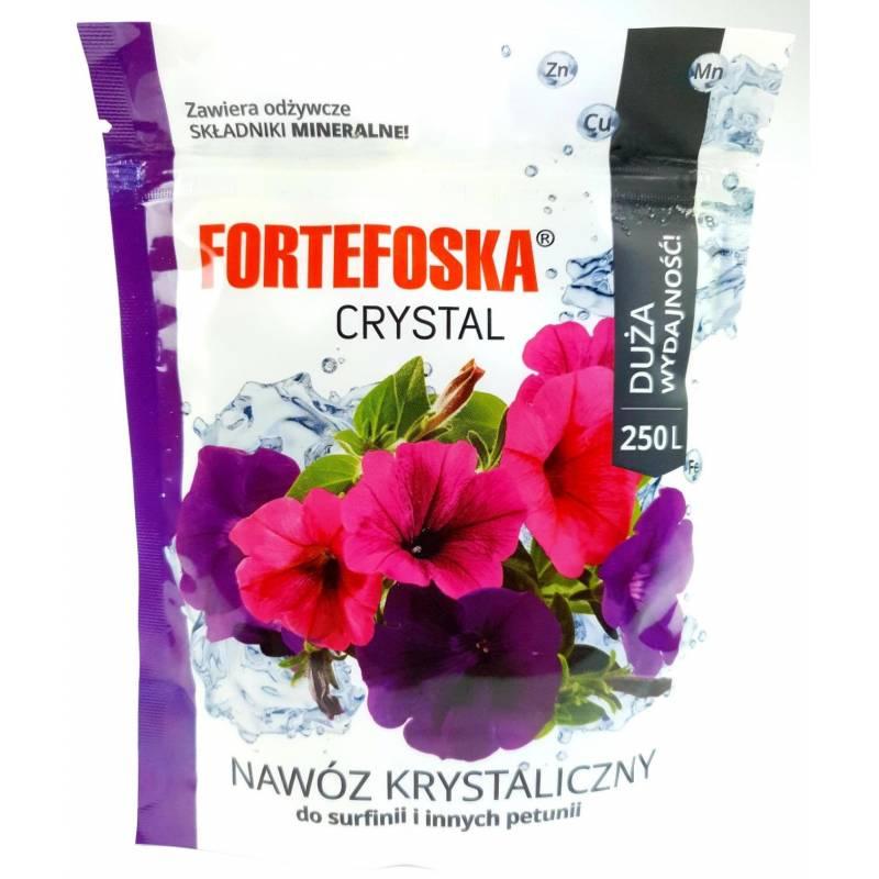 Floran Crystal 250 g Nawóz krystaliczny do surfinii i petunii Fortefoska