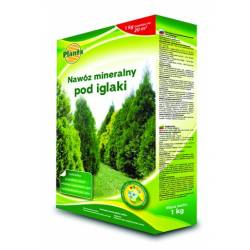 Planta 1kg Nawóz mineralny na trawniki