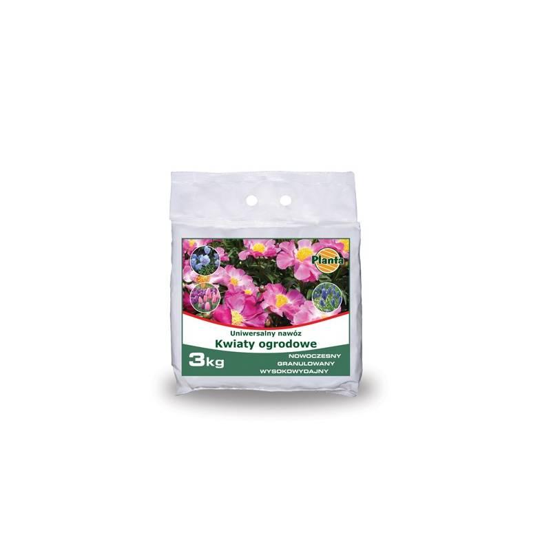 Planta 3kg Nawóz do kwiatów ogrodowych