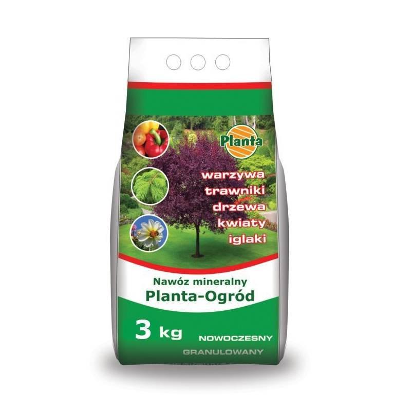 Planta 3kg Nawóz do ogrodu uniwersalny