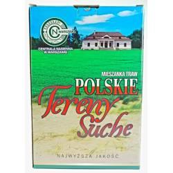 CNW 1 kg Trawa Polskie Tereny Suche nasiona traw trawnik mieszanka gazonowa gleby ubogie