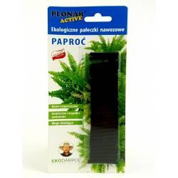 Ekodarpol 30 szt Paproć Plonar Active Ekologiczne pałeczki nawozowe do paproci