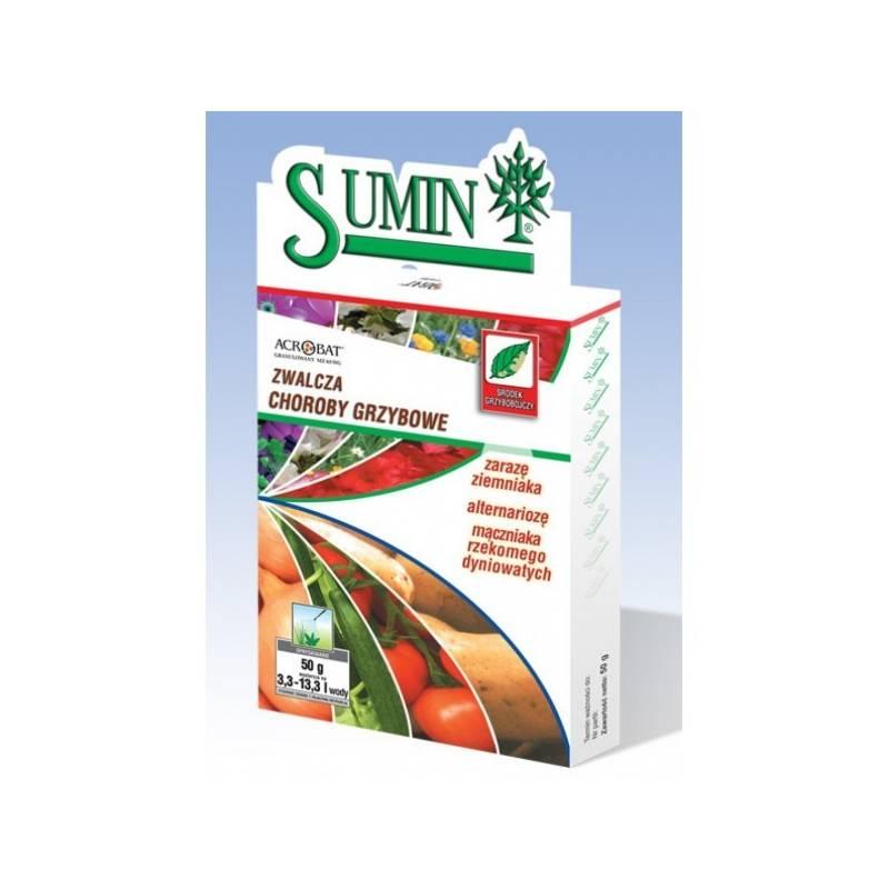 Acrobat MZ 69 WG 5g Środek grzybobójczy  zaraza ziemniaka Sumin