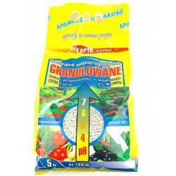 Forte 5 kg Wapno nawozowe granulowane łatwo przyswajalne z magnezem