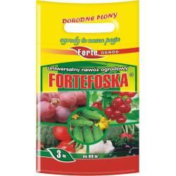 Forte 3kg Fortefoska uniwersalny wieloskładnikowy nawóz ogrodniczy