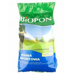 Biopon 5 kg Trawa sportowa na boisko mieszanka boiskowa odporna na bieganie nasiona