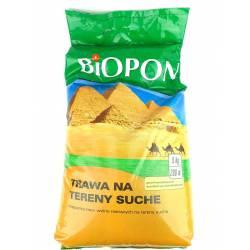 Biopon 5 kg Trawa na tereny suche dostosowana do polskiego klimatu