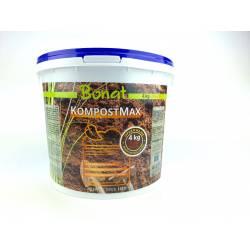 Forte 4kg +20%gratis Komposter Kompostmax Nawóz przyspieszający kompostowanie kompostownik