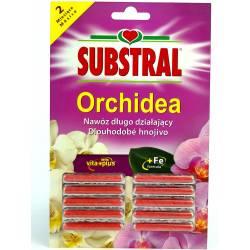 Substral 10szt. Pałeczki nawozowe do storczyka nawóz z żelazem orchidea
