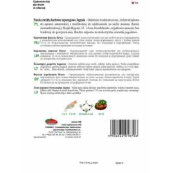 TORSEED Fasola zwykła karłowa Jagusia szparagowa 30g Nasiona