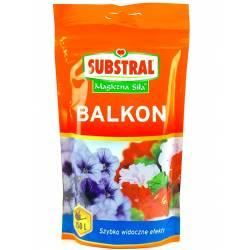 Substral 200 g + 50 g gratis Magiczna Siła Nawóz do kwiatów balkonowych