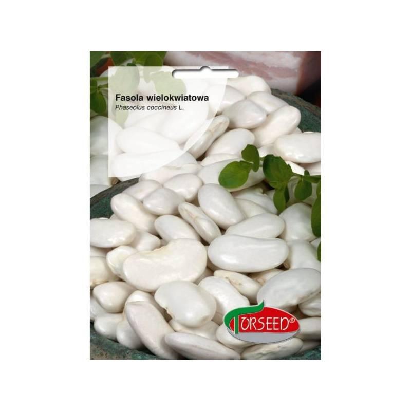 TORSEED Fasola wielokwiatowa 40g na suche nasiona